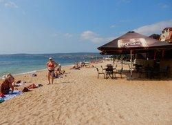 Феодосия пляж Аква