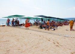 Пляж Жажда Феодосия
