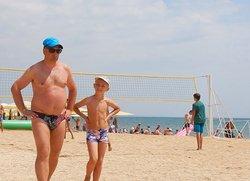 Спорт Пляж Атлантик Феодосия
