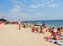 Баунти пляж Феодосия