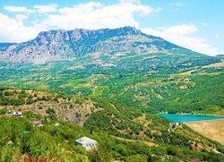 Гора Демерджи Алушта