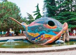 Приморский парк Алушта