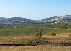 Балаклава вид с шоссе 67К-01