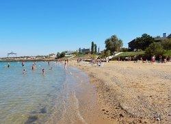 Песчаное пляж