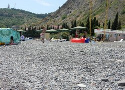 Пляж Рыбачье