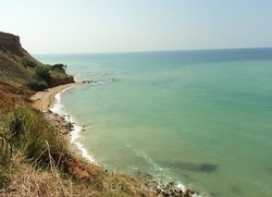 Дикий пляж СТ Мираж