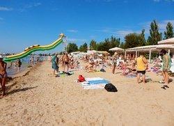Отдых в Евпатории пляж
