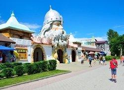 Аквапарк в Евпатории «У Лукоморья»