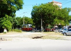 100 лет Евпаторийскому трамваю