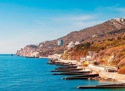 Ореанда (Ялта) отдых в Крыму