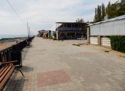 Набережная Приморского Феодосия