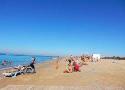 Отдых для инвалидов колясочников Саки Крым