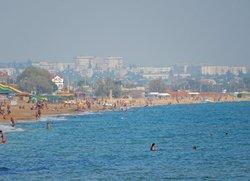 Отдых в Береговом возле Феодосии