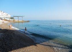 Пляж Парковое (Ялта)