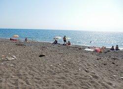 Пляж Весёлое Крым