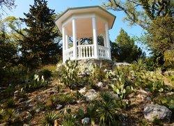 Никитский ботанический сад смотровая площадка в Райском саду
