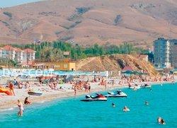 Коктебель отдых в Крыму