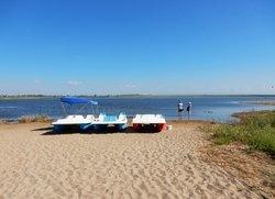 Озеро Багайлы Фрунзе (Саки) отдых в Крыму
