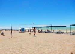 Фрунзе волейбол на пляже
