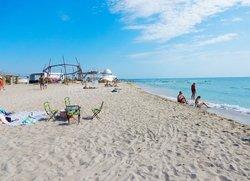 Пляж Поповка, Мирное Крым