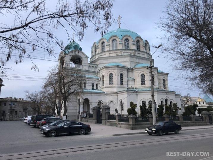 Николаевский собор в Евпатории