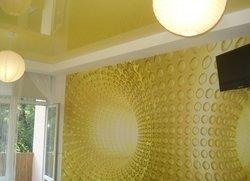 Студия с кухней балконом в Береговом Кастрополь Терраса с мангалом
