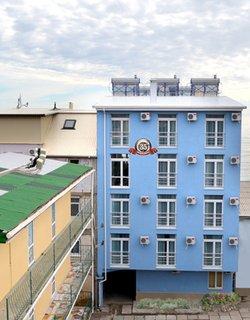 Отель у самого моря в Приветном