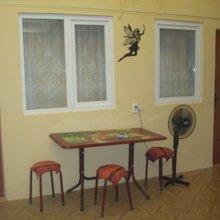 Одноэтажный 2-х комнатный коттедж в Евпатории