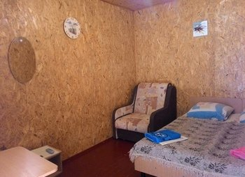 Гостевой дом Жемчужина в Заозёрном Евпатория
