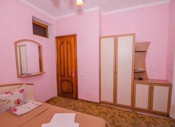 Отель Седьмое Небо в Алуште пУтес